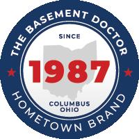 BD Hometown Logo | The Basement Doctor Columbus | Columbus, OH