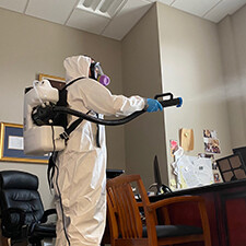 Disinfection Services | The Basement Doctor | Central Ohio