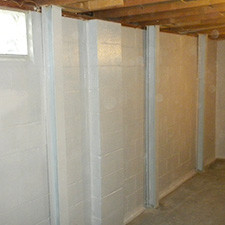 Wall Sealing Services | The Basement Doctor | Columbus, OH